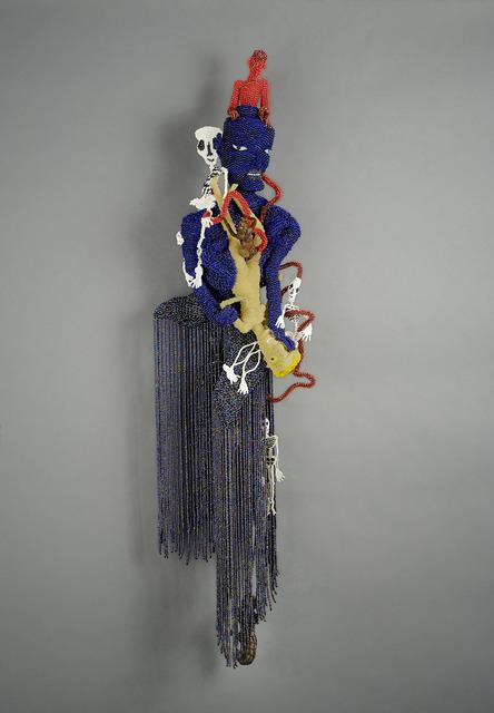 , 'Cobalt Rain,' 2011, Grounds For Sculpture