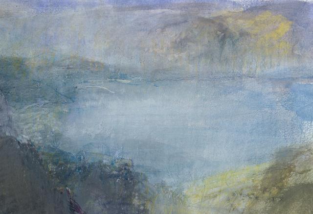 , 'Landscape L1074 - Amalfi Series, View from the Coast Road ,' 2017, Alan Kluckow Fine Art