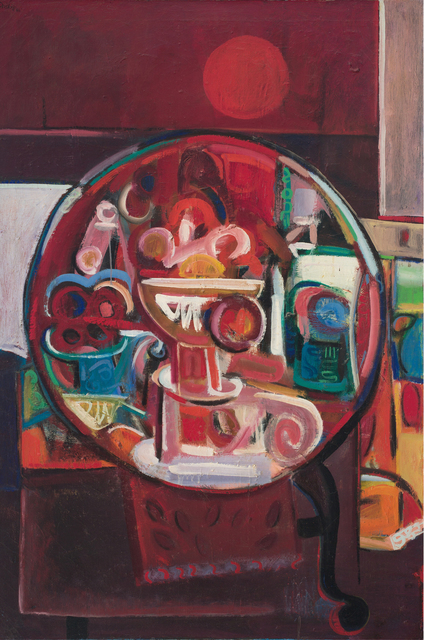 , 'Still Life with Sunset,' 1966, DC Moore Gallery