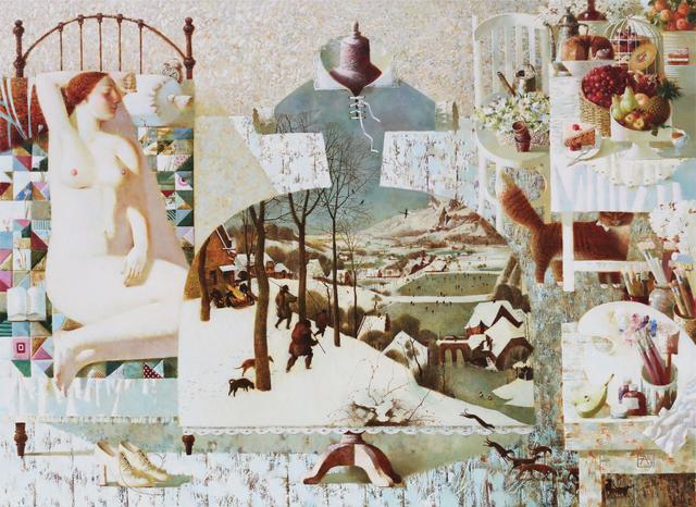 , 'Dreaming of Bruegel,' 2013, REDSEA Gallery