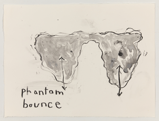 , 'Phantom Bounce 01-08,' 2013, A.I.R. Gallery