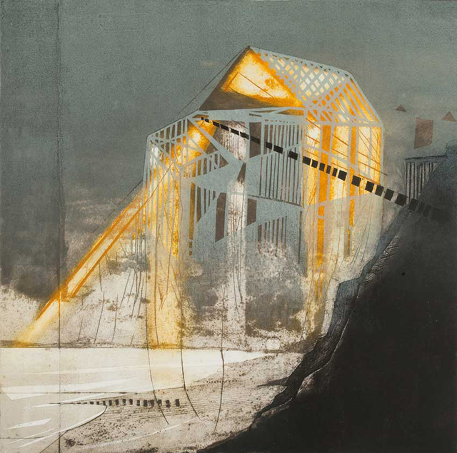 , 'The Vanishing Land,' 2010, Rabley Contemporary