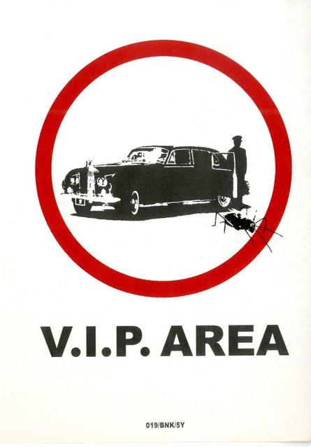, 'V.I.P. Area,' 2004, Alpha 137 Gallery