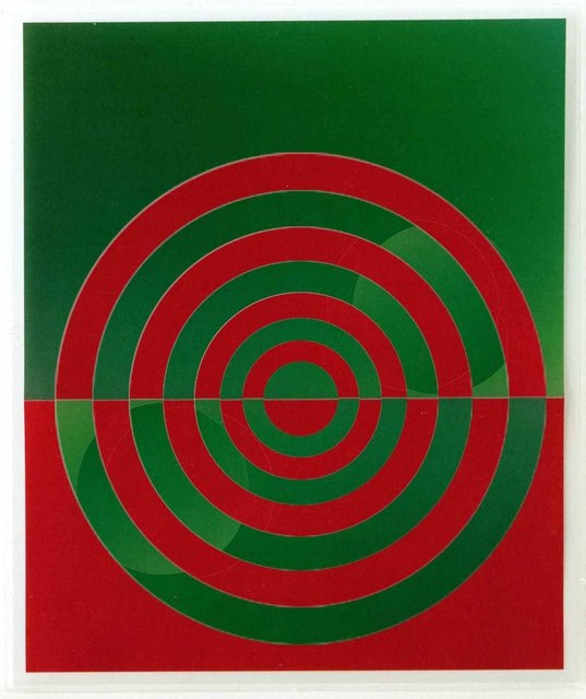 , 'Lighter, Green/Red IV, 2009,' 2013, Leo Xu Projects