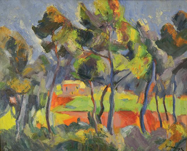 , 'Paysage  Libanais,' 1947, Artscoops