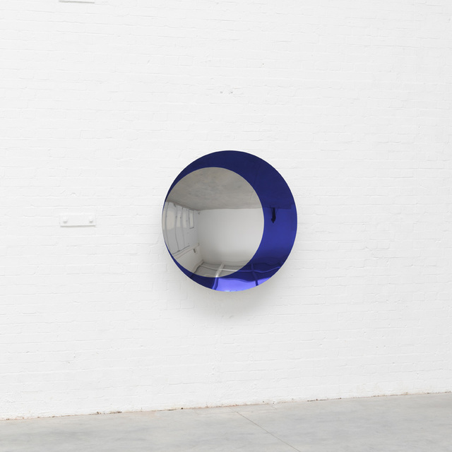 , 'Moon Mirror,' 2014, Galleria Massimo Minini
