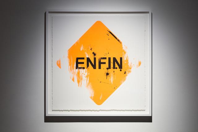 Eric Lamontagne, 'Enfin', 2018, Art Mûr