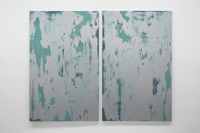 , 'Fade 105,' 2012-2014, Dillon + Lee