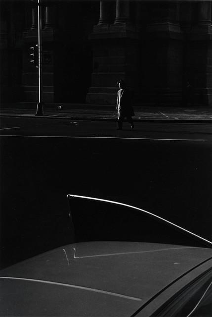 Ray K. Metzker, 'Philadelphia (car fin)', 1964, Laurence Miller Gallery