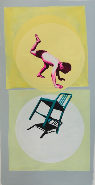 , 'Jump The Chair,' 2017, Hexton Gallery