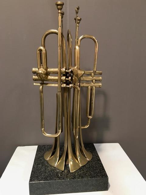 , 'Untitled (trumpets),' 1989, Verosa