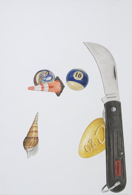 , 'Penguin,' 2015, Joshua Liner Gallery