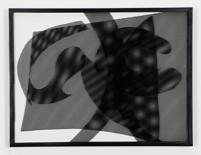 , 'Colagens pretas,' 2014, Amparo 60
