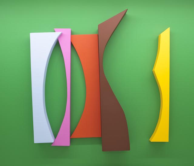 Bhakti Baxter, 'Rootbeer', 2011, Sculpture, EPS foam, cedar, acrylic paint, Nina Johnson