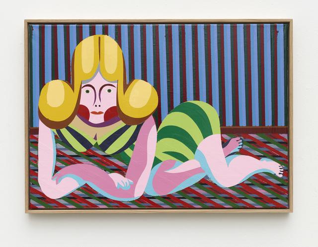 , 'Untitled (IX),' 2015, Galleri Nicolai Wallner