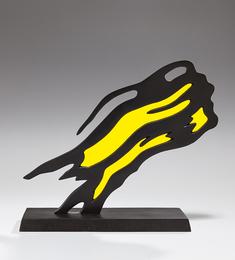 Roy Lichtenstein, 'Weisman Award (Yellow Brushstroke),' 1991, Phillips: 20th Century & Contemporary Art & Design Evening Sale