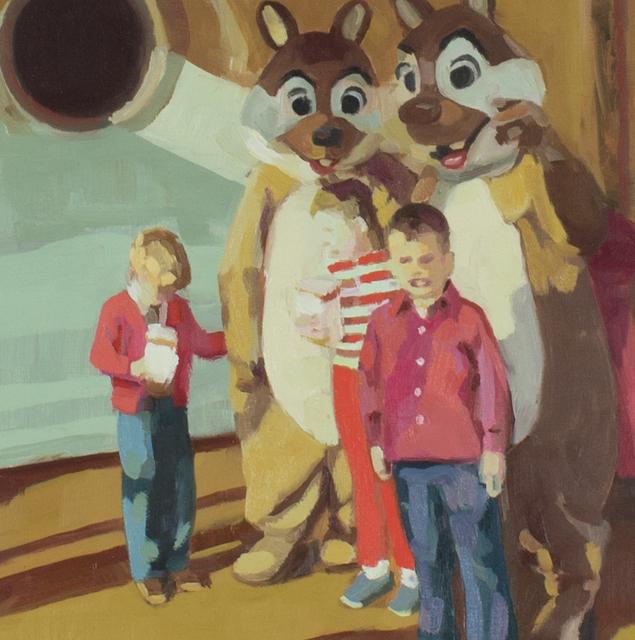 , 'Disneyland,' 2018, Kopeikin Gallery
