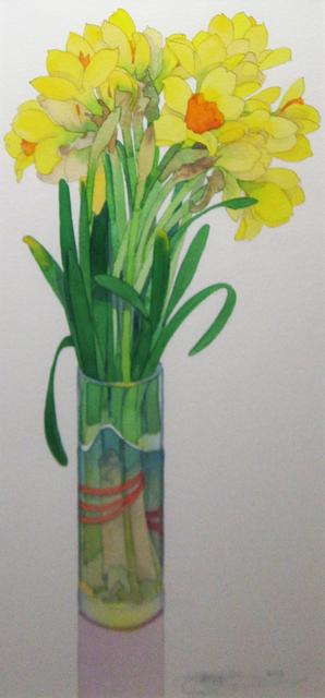 Gary Bukovnik, 'Daffodil', 2013, The Bonfoey Gallery