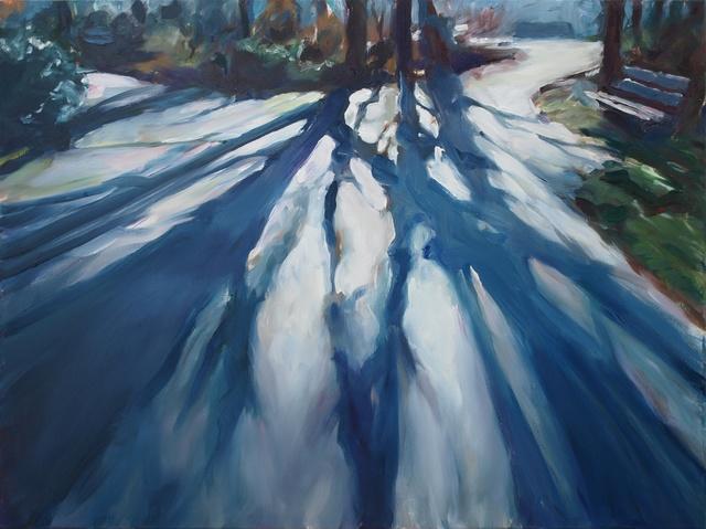 , 'Backlightning,' 2014, Galerie Thomas Fuchs