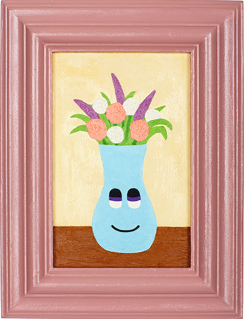 , 'Face Vase,' 2016, Craig Krull Gallery