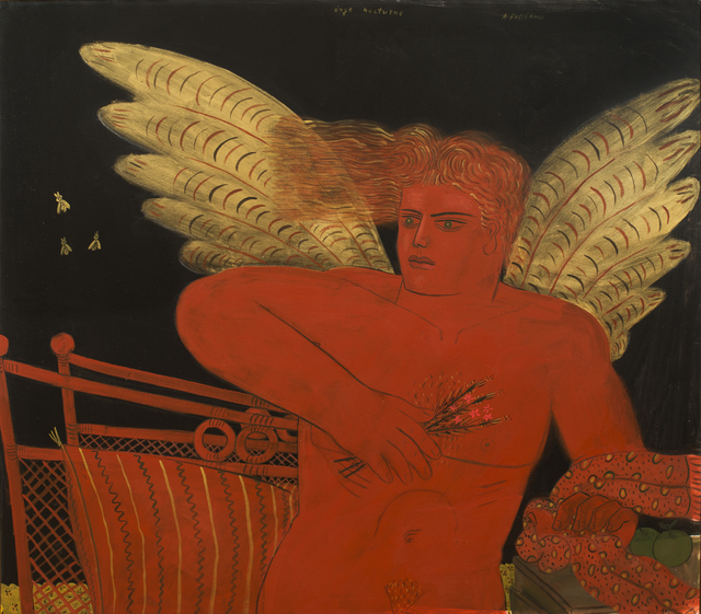 , 'ange nocturne,' , Galerie Sophie Scheidecker