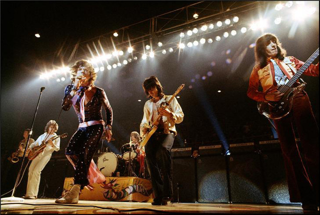 Ethan Russell, 'The Rolling Stones on Stage, 1972', 1972, TASCHEN