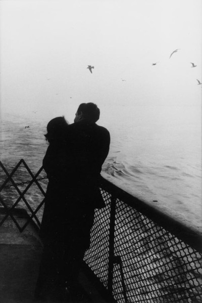 , 'Lovers on Ferry, New York City,' 1964, PDNB Gallery