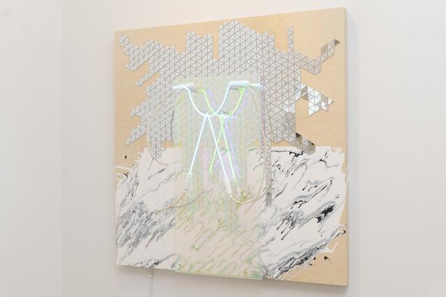 , 'Interlock Land,' 2019, Massey Klein Gallery