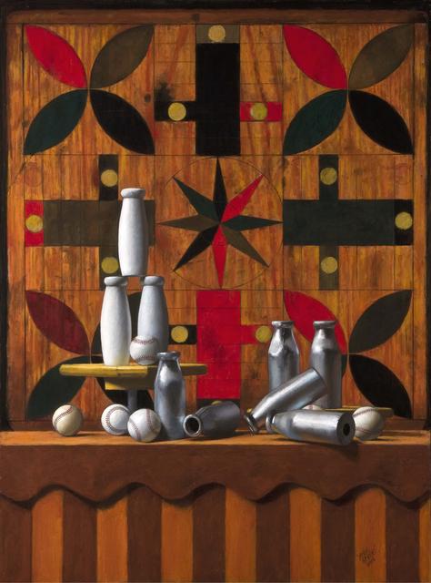 , 'Baseballs & Bottles,' 2008, Gallery Henoch