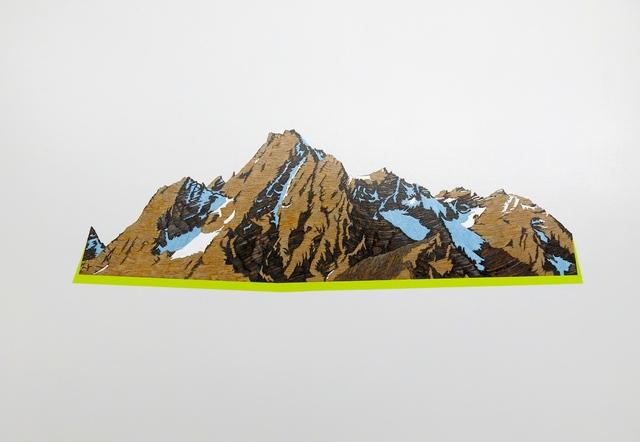 , 'Still Life With Mtn, Mt Moran Late Summer,' 2018, Diehl Gallery