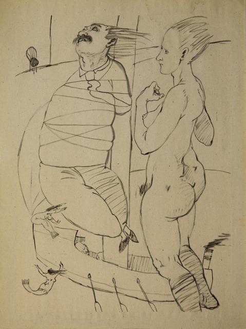 , 'Benjamin's Odyssey,' 1980, Ford Fine Art