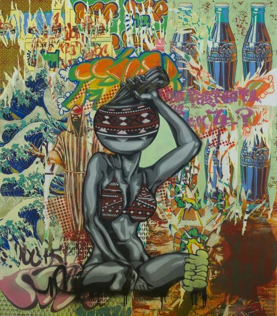 , 'Mind control,' 2015, Worldart