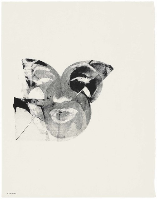 Andy Warhol, 'Marilyn Monroe (Marilyn)', circa 1978, Christie's