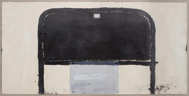 , 'Cama marrón,' 1977, Mirat