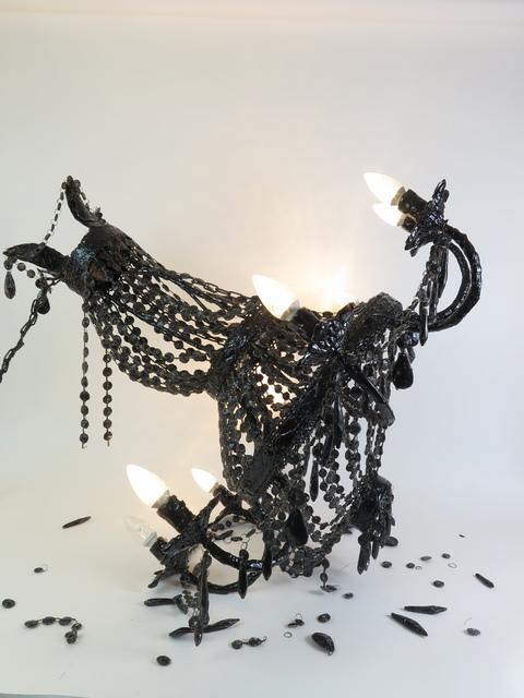 , 'Ceramic Chandelier,' 2018, V1 Gallery