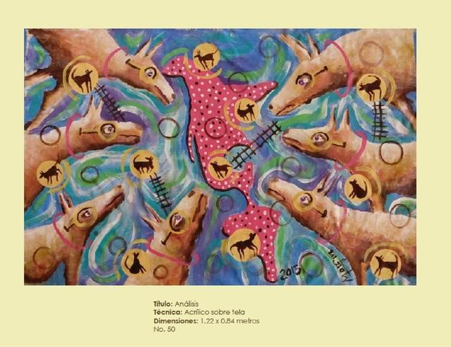 , 'Analisis,' 2015, Galleria d'Arte Martinelli