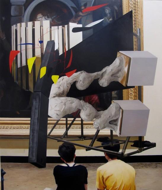 , 'El orden de los sumandos no altera el producto,' 2013, Galería Juana de Aizpuru