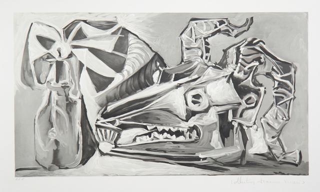 Pablo Picasso, 'Nature Morte a la Tete Chevre, 1952', 1979-1982, RoGallery