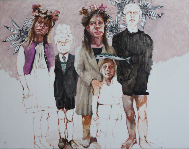 , 'The family,' 2015, Yiri Arts