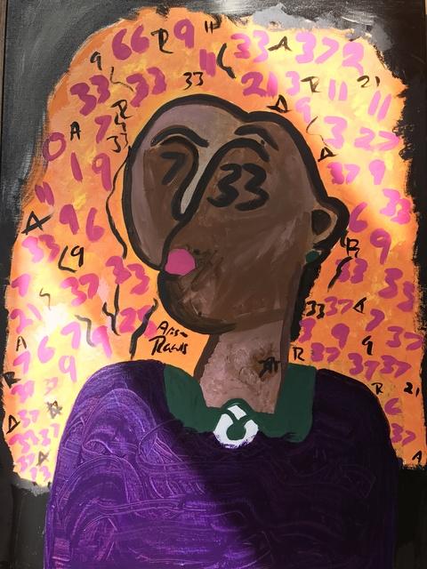 Alisa Rawls, 'Ginger's Equation', 2017, Flat Space Art