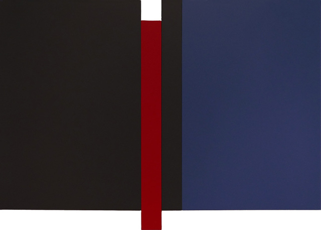 , 'Sunyata (Grey Red Blue),' , Peter Blake Gallery