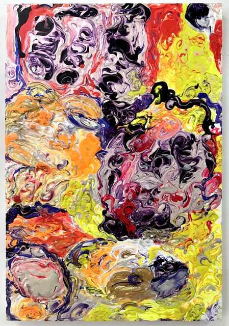 , 'Abstracted Art Nouveaux, Barcelona & Brussels,' 2018, Coagula Curatorial