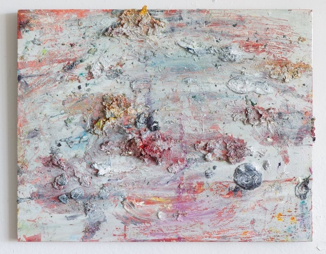 Barbara Laube, 'When Air Becomes Breath 6', 2018, The Painting Center