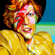 , 'David Bowie,' 2016, ART CORE BROWN