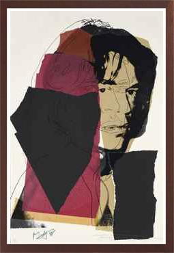 Andy Warhol, 'Mick Jagger (F&S.II.139)', 1975, Robin Rile Fine Art