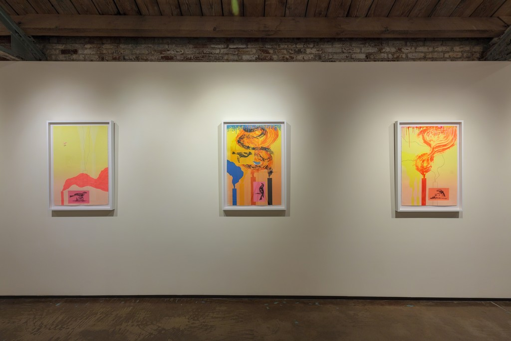 Kara Maria, installation view