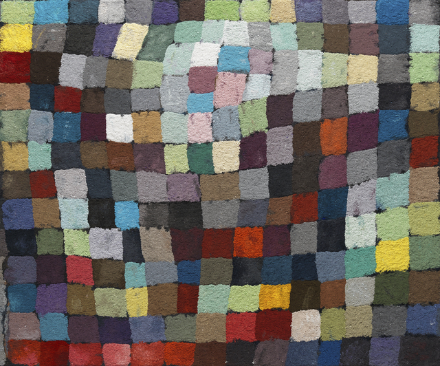 , 'May Picture, after Paul Klee (Pictures of Pigment),' 2016, Ben Brown Fine Arts