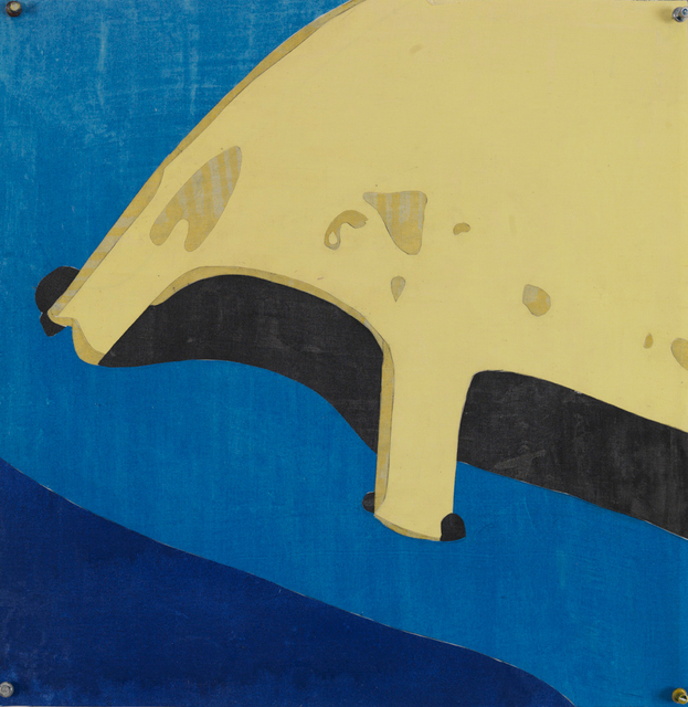 Eugene Brodsky, 'Blue and Yellow', 2018, Sears-Peyton Gallery