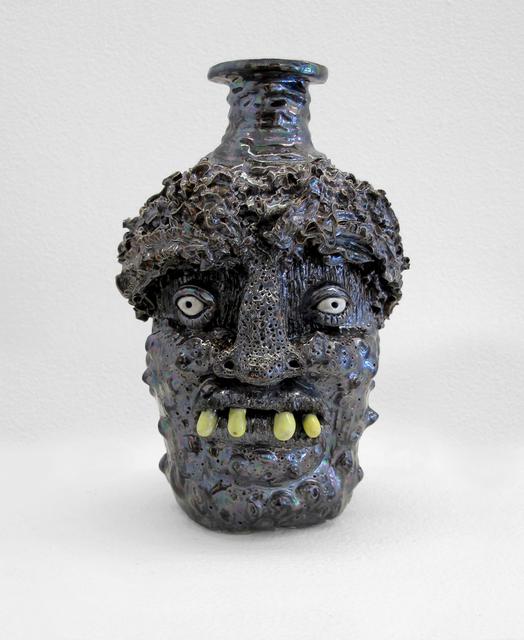 , 'Black Magic Jug,' 2017, Asya Geisberg Gallery
