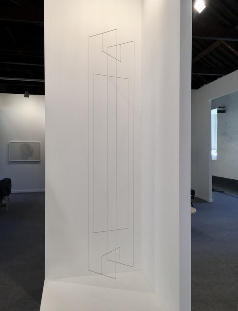 , 'Line Sculpture (column) #6,' 2018, Sabrina Amrani